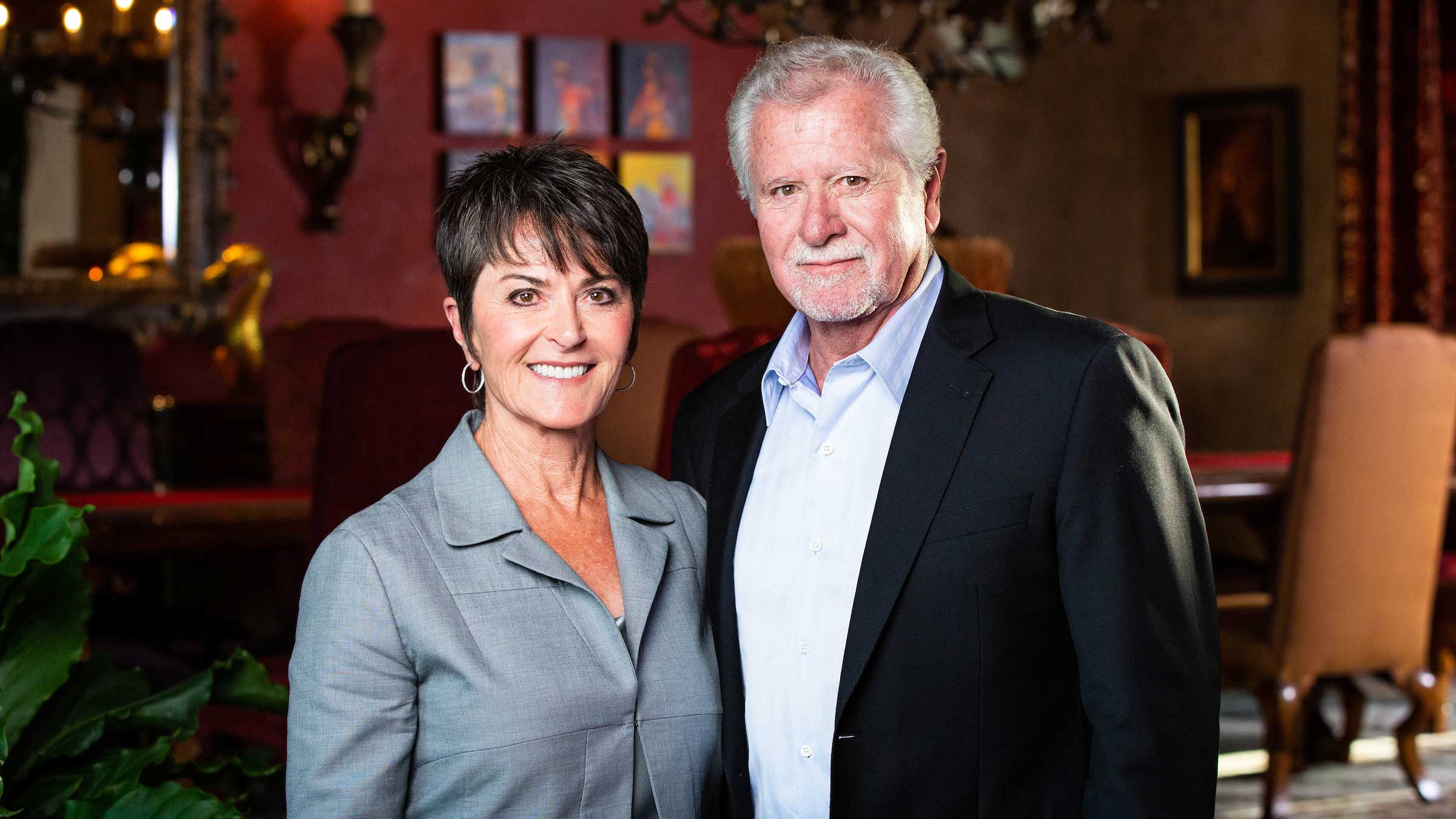 Cindy and Mike Watts