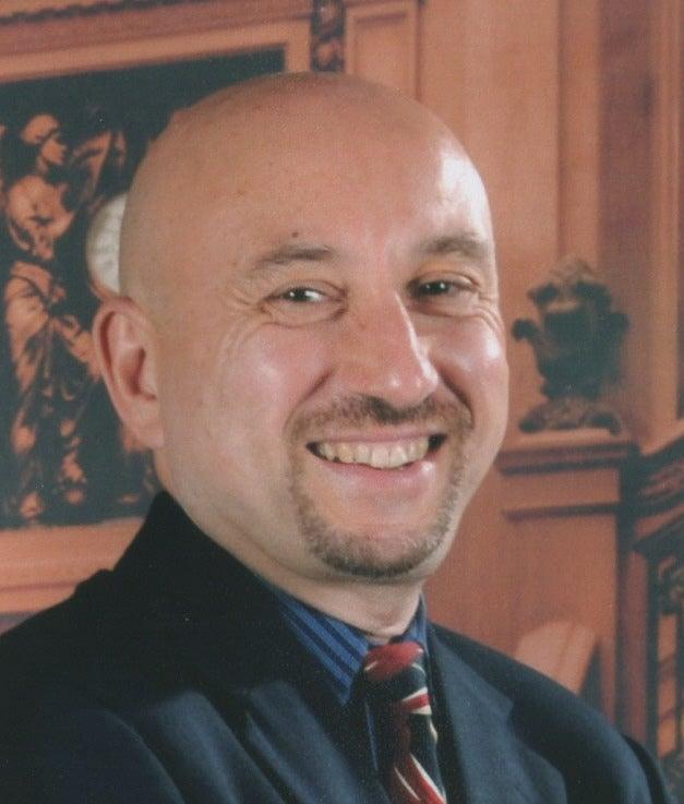 portrait of ASU Regents' Professor Flavio Marsiglia