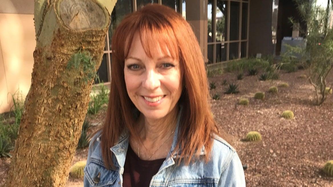 Wendi Malmgren, Watts College School of Social Work outstanding graduate fall 2019.