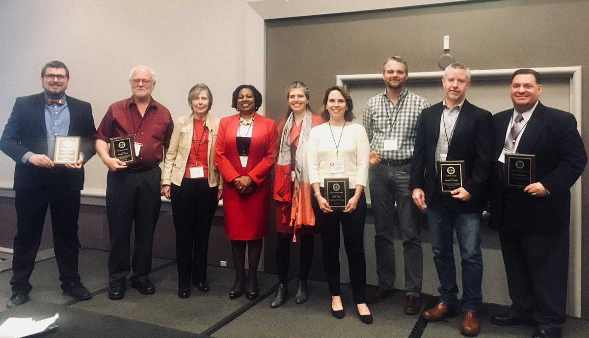 ASU criminologists recognized by Western Society of Criminology